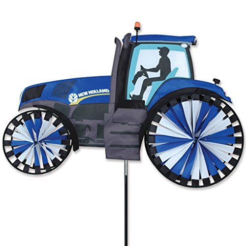 - Premier Kites 40 in. New Holland Tractor Spinner