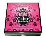 Color Notebook Makeup Kit
