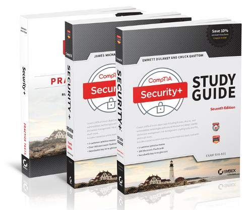 CompTIA Security+ Certification Kit: Exam SY0-501 ()