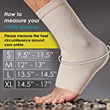 POWERLIX Ankle Brace Compression Support Sleeve