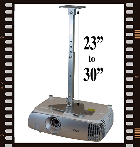 Projector Ceiling Mount for NEC NP500 NP500W NP500WS NP510 NP510W NP510WS by Projector-Gear
