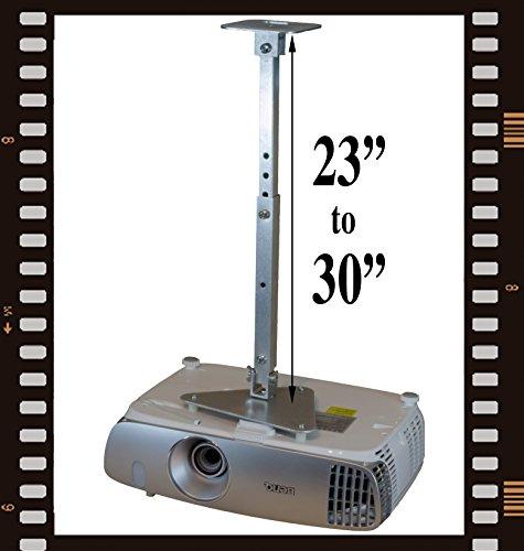 Projector Ceiling Mount for EPSON PowerLite 92 93 93+ 95 96W 400W 410W by Projector-Gear