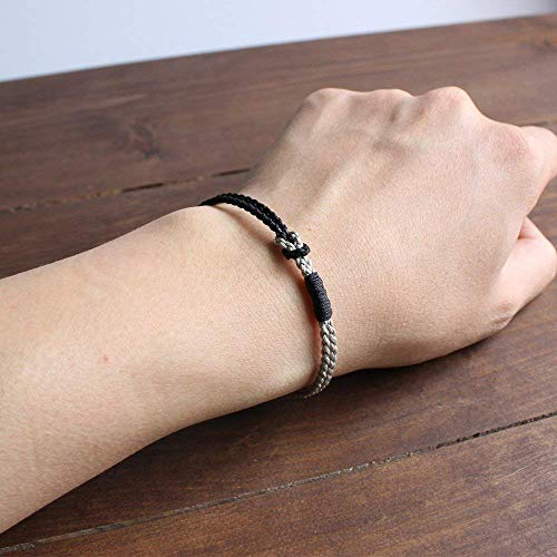 TALE Lucky Rope Bracelet Tibetan Buddhist Handmade Knots - Infinite