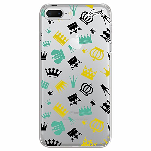 Capa Personalizada para Apple iPhone 7 - COROAS - Quark