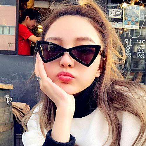 Buy Placehap Gafas 2019 New Irregular Triangle Cat Eye Sunglasses Fashion  Women s Sunglasses Trend Unisex Glasses Lentes de Sol at Amazon.in
