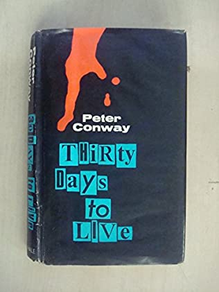 book cover of Thirty Days to Live