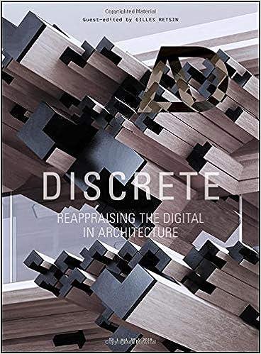 Reappraising the Digital in Architecture Discrete