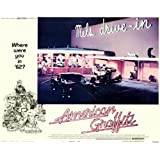 American Graffiti Plakat Movie Poster (11 x 14 Inches - 28cm x 36cm) (1973)