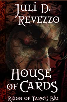 House of Cards (Reign of Tarot Book 1) by [Revezzo, Juli D.]