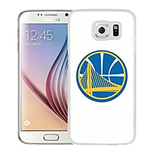 Popular And Unique Custom Designed Cover Case For Samsung Galaxy S6 With golden state warriors 7 White Phone Case