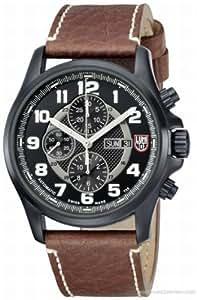 Luminox Automatic Valjoux Field Chronograph 1860 Series Black Dial men's watch #1867