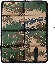Ellsang Folding Outdoor Camping Mat Seat Foam Cushion Portable Waterproof Chair Picnic Mat Pad(Camouflage)
