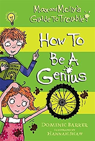 book cover of How to be a Genius