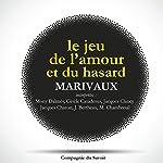 Le jeu de l'amour et du hasard | Pierre Carlet de Chamblain Marivaux