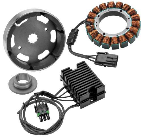(Compu-Fire Vented 3 Phase Charging System for Harley Davidson 1981-99 Evolution)