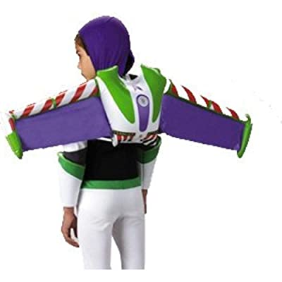 Buzz Lightyear Jet Pack,One Size Child: Toys & Games