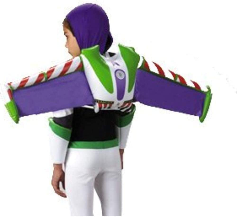 B00004U1J2 Buzz Lightyear Jet Pack,One Size Child 51DQpEnYdYL