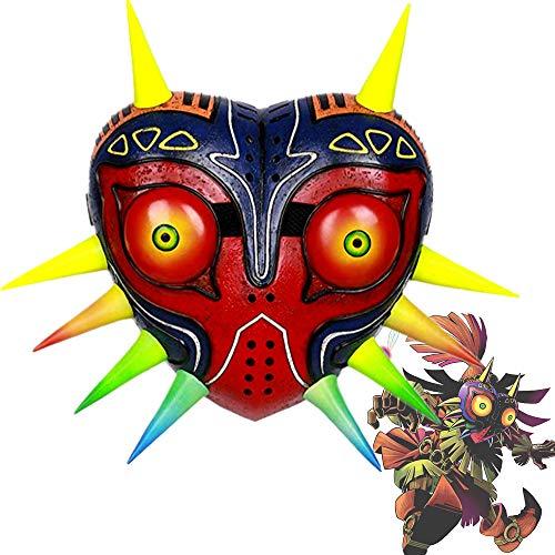 XCOSER The Legend of Zelda: Majora's Mask Game Cosplay Majora ()