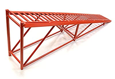 Integy RC Hobby C26383RED Realistic Heavy-Duty Metal RTI Ramp for 1/10 Scale Crawler