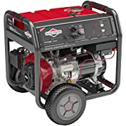 Briggs & Stratton 30679, 8000 Running Watts/10000 Starting Watts Gas Powered Portable Generator with Bluetooth...