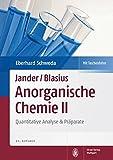 Jander/Blasius: Anorganische Chemie II