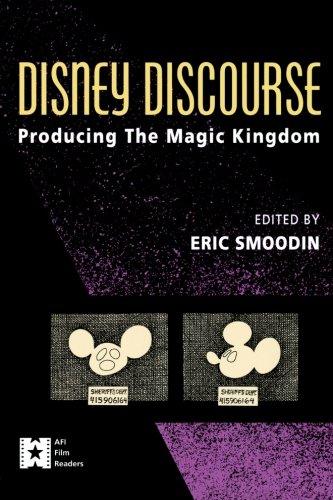 Disney Discourse (AFI Film Readers)