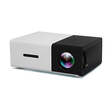 Mini proyector de Bolsillo portátil Universal 3D HD Mini LED ...