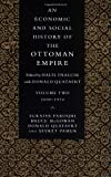 img - for An Economic and Social History of the Ottoman Empire, Vol. 2: 1600-1914 by Suraiya Faroqhi (1997-04-28) book / textbook / text book