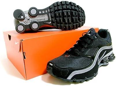 Shox Turbo+ 9 Black Men Running Shoes 366410-005. NIKE Shox Turbo+ 9 366410- 005-13 2d597df1a