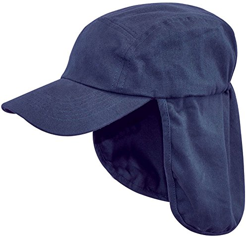 Highlander Outdoor Products Fold-up Legionnaires Sun Neck Flap Boonie Peaked Summer Hat Cap New Baseball Style