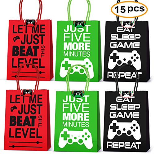 Supplies Favors Gaming Birthday Decorations product image