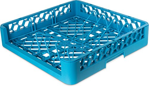 Carlisle RSP14 OptiClean Bakery Tray and Sheet Pan Rack, Blue (Pack of 3) by Carlisle
