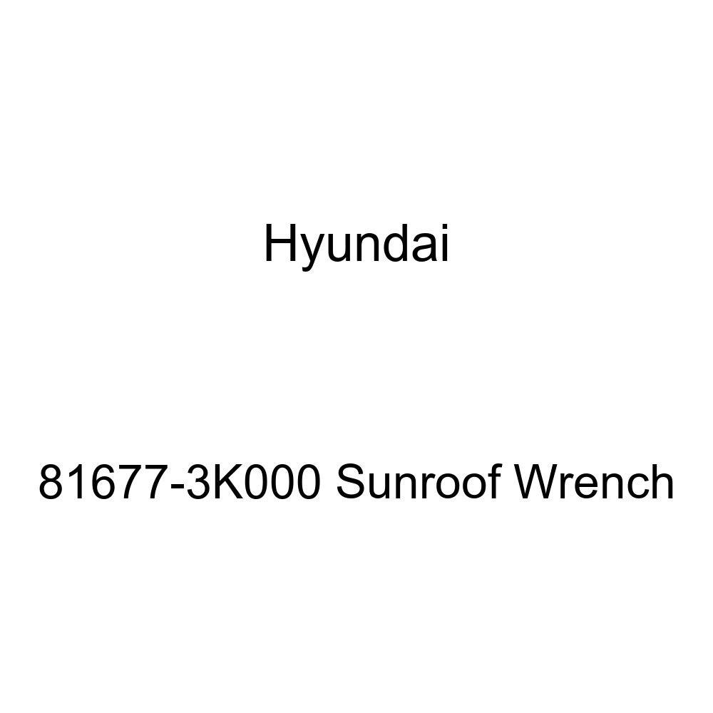 Genuine Hyundai 81677-3K000 Sunroof Wrench