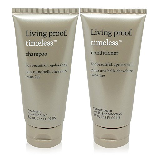 Living Proof Timeless Shampoo and Conditioner Travel Size Co