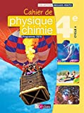 Cahier de Physique Chimie 4e - Collection Regaud-Vento - Programme 2016