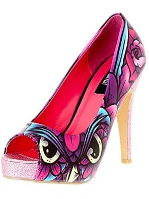 Iron Fist Zapatos de Vestir Para Mujer Multicolor Multicolor z7N5Vg