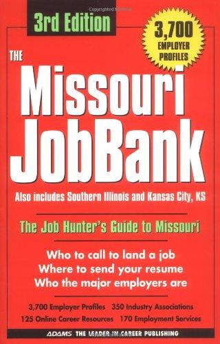 Missouri Jobbank (3rd Ed.)
