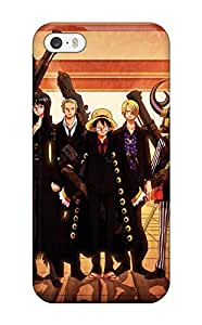 Belva R. Fredette's Shop one piece anime Anime Pop Culture Hard Plastic iPhone 5/5s cases