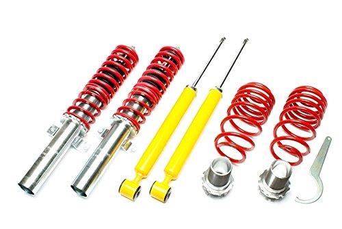 Gewindefahrwerk Audi A1 8X ab 2010, Audi A2 8Z ab 00, Seat Ibiza 6L ab 02, Skoda Fabia 6Y ab 01, VW Polo 9N + Fox 9N