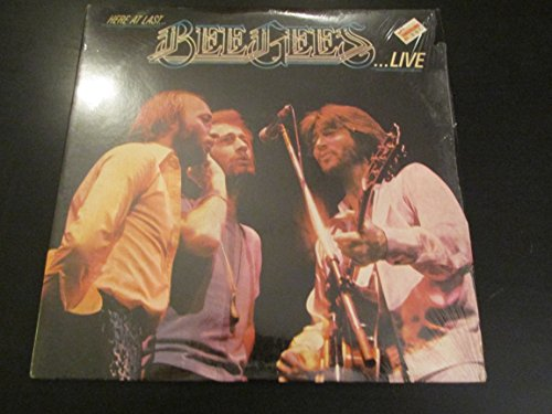 Here At Last... Bee Gees... Live by RSO