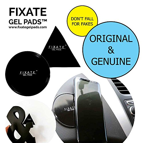 Fixate Gel Pads Original Pack : Official - Dont BE Fooled by IMITATIONS