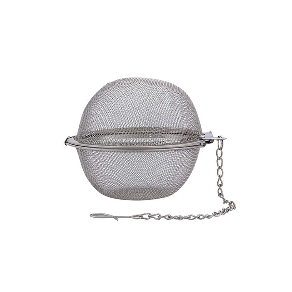 FEIDA Stainless Steel Tea Filter Infuser for Loose Tea Leaf Herb Spice Strainer Steeper - 5cm