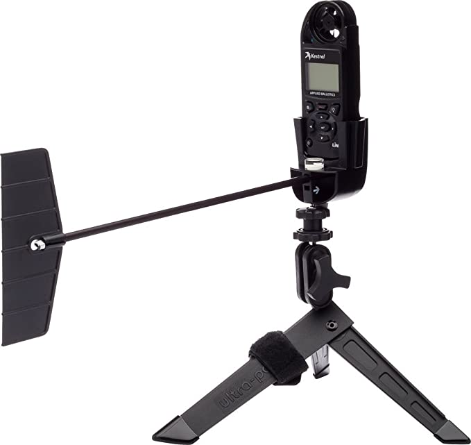 Kestrel 5700 Elite Medidor de Tiempo con bal/ística aplicada Unisex Adulto