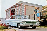 1964 Ford Galaxie 500 Sedan Factory Photo
