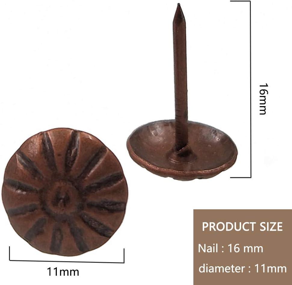 Micro Tornillos de Cabeza Phillips de 2 8 mm Kit de Tornillos de Madera Mini Autorroscantes de Cabeza Plana dorado YOFASEN 500 piezas Tornillo Autorroscante