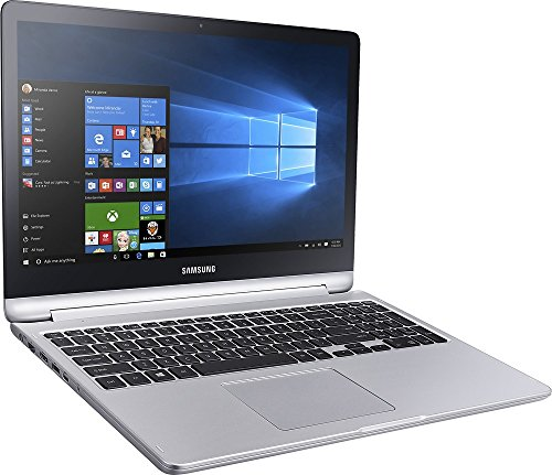"""Price comparison product image Samsung 15.6"""" Full HD (1920x1080) Spin 2-in-1 High Performance TouchScreen Laptop, Intel Core i7-6500U, 12GB RAM, 1TB HDD, NVIDIA GeForce 940MX, Backlit Keyboard, Windows 10"""