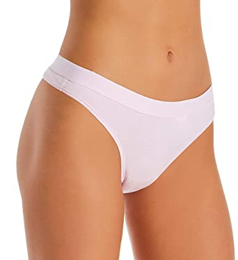 e92c62061 Calvin Klein Ultimate Cotton Thong Panty at Amazon Women s Clothing ...