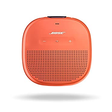 Bose SoundLink Micro Waterproof Bluetooth speaker Bright Orange