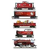 Hallmark Keepsake Santa Toymaker Express Lionel Electric Train Set