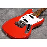 fender 65 mustang guitar - Fender Japan 69 Reissue Mustang Guitar Mg69/mh RED Electric Guitar (Japan Import)